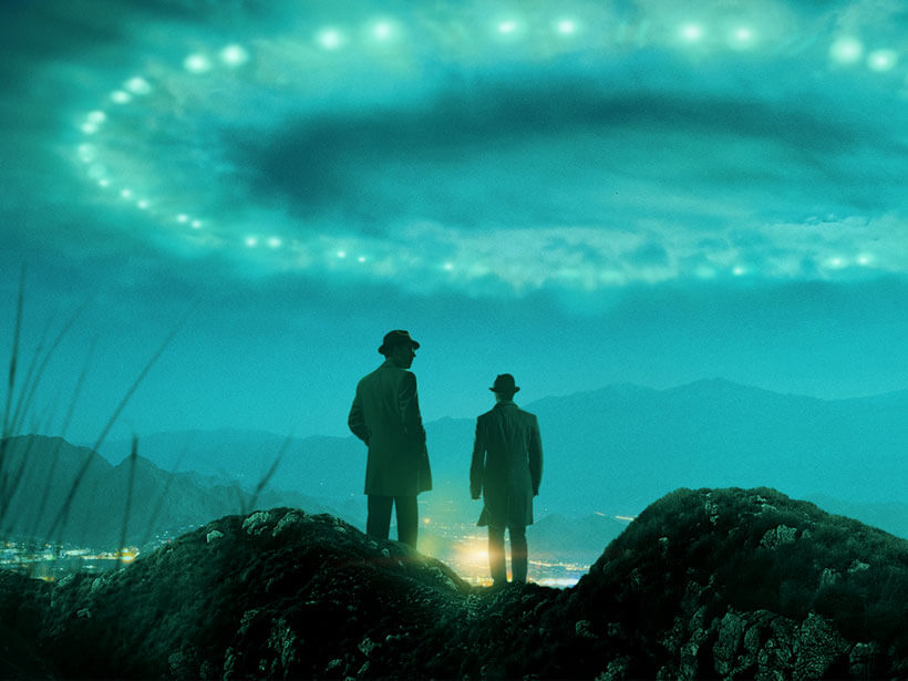 Image result for PROJECT BLUE BOOK HISTORY CHANNEL PROMO BANNER